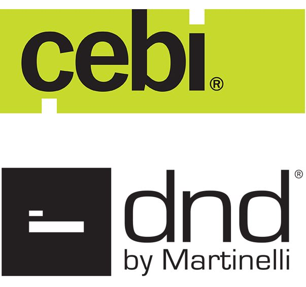 cebi and dnd by martinelli door handles
