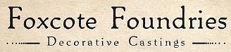 foxcote foundries logo