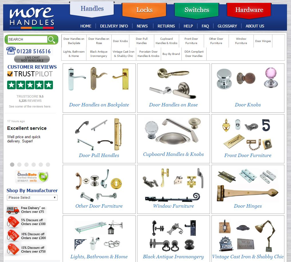 more handles website v2
