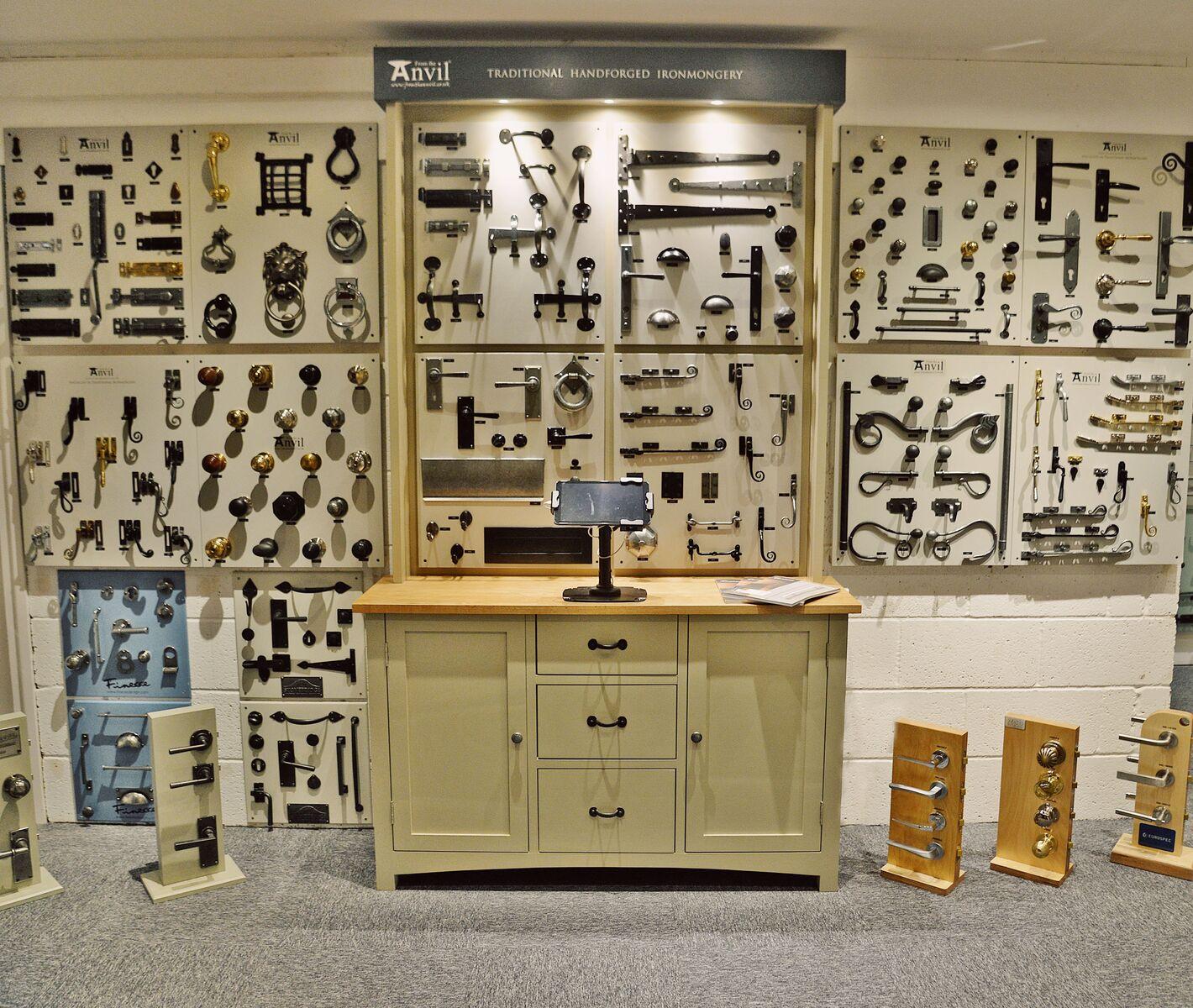 kendal showroom