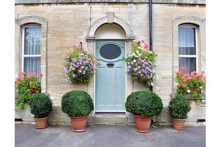 kerb appeal front door