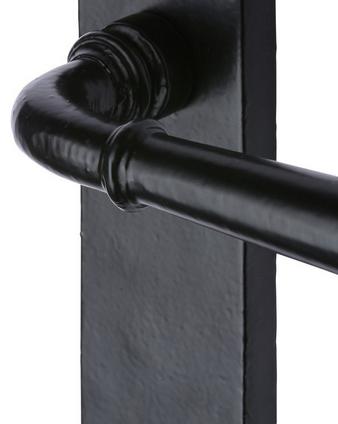 marcus smooth black iron