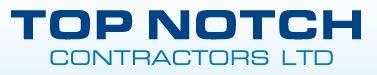 top notch contractors logo