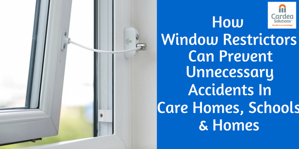 window restrictor