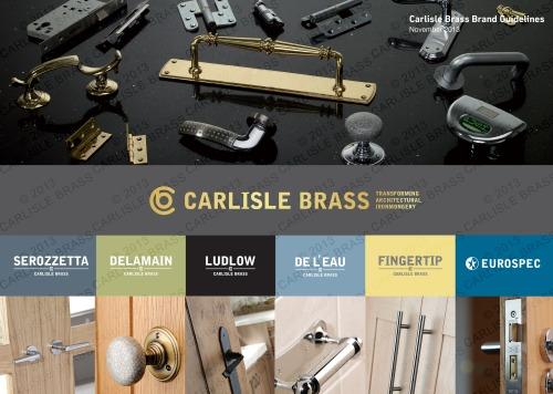 carlisle brass logos