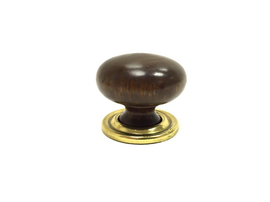pommel wood cupboard knob cbk