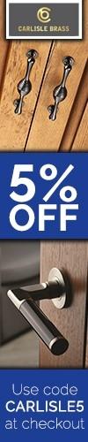 5% off Carlisle Brass