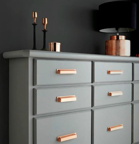 More Handles Blog Copper Door Handles Amp Knobs Is The New