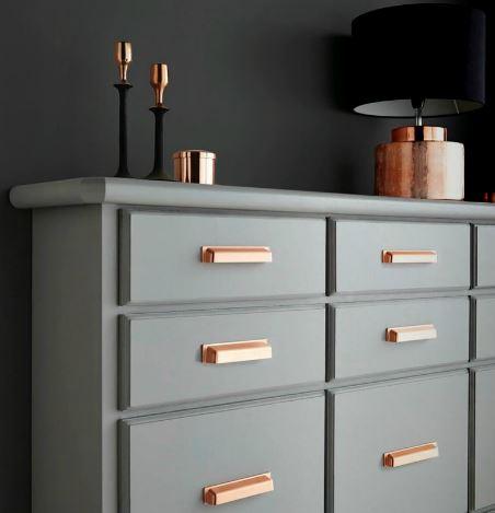 More Handles Blog Copper Door Handles Amp Knobs Is The New