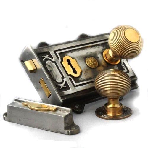 Davenport Rim Lock