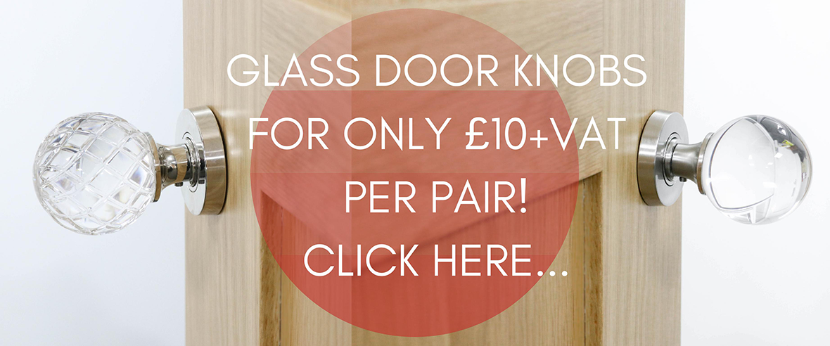 Glass Knobs Offer
