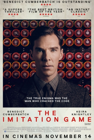 Imitation Game Oscar Nominee