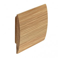 square wooden knob k979