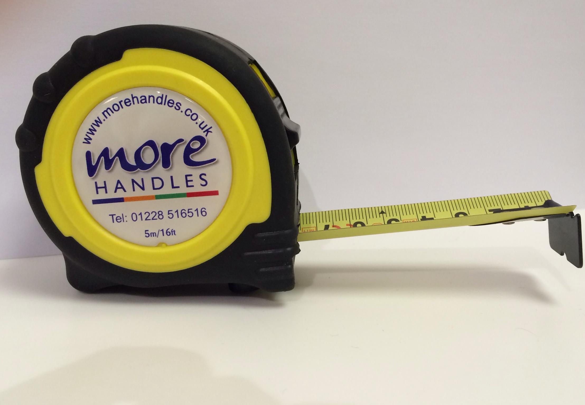 More Handles measuring for door handles