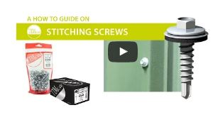 TIMco Stitching Screw