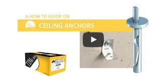 TIMco Ceiling Anchor