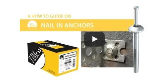 TIMco Nail-In Anchors