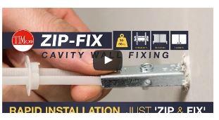 Zip-Fix Cavity Wall Fixing