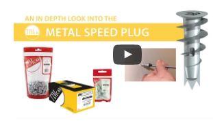 TIMco Metal Speed Plug