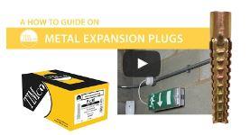 TIMco's Metal Expansion Plug