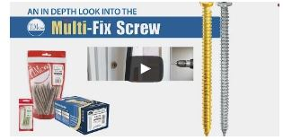 Multi-fix Concrete Screw