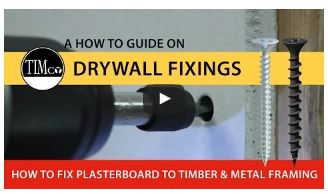 TIMco's Drywall Fixings