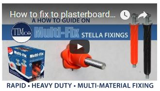 Multi-Fix Stella Fixings