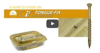 C2 Tongue-Fix Flooring Screw