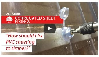 TIMco guide to corrugated Sheet Fixings.