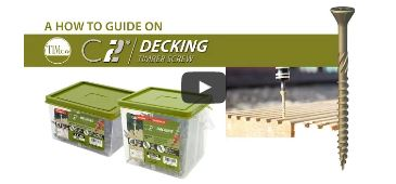 C2 Decking Screw
