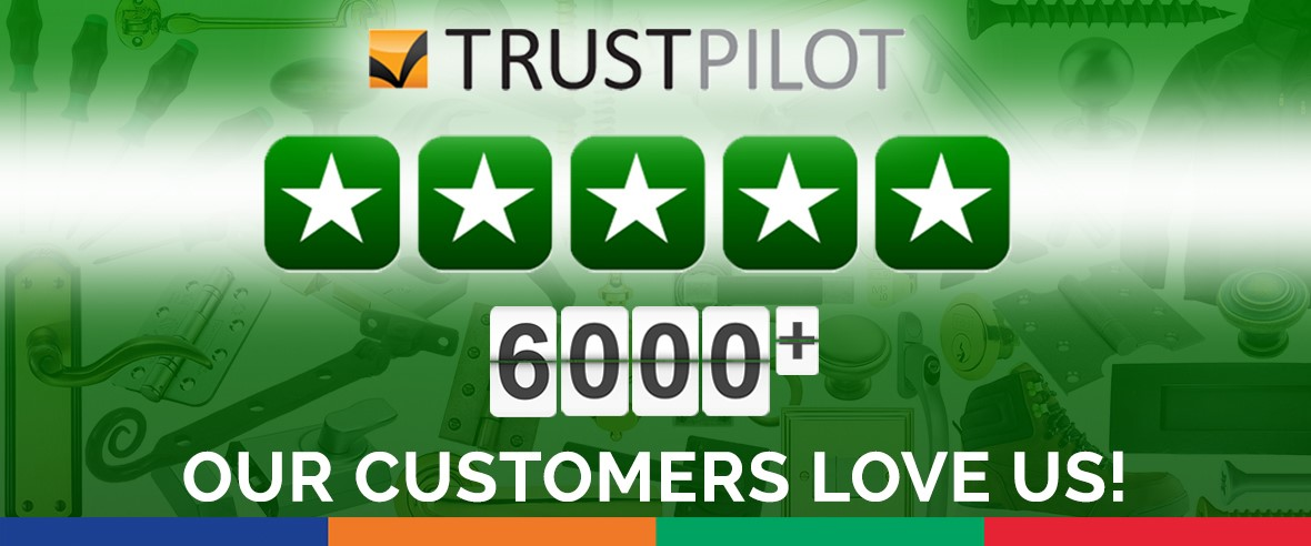 More Handles Top Rated by Trustpilot